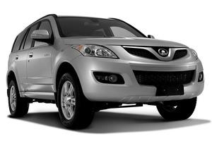 El SUV Hover H5 será uno de los modelos producidos en la factoría de Bahovitsa