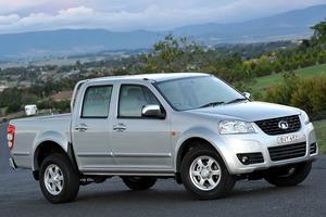 El pick-up Steed 5, uno de sus mayores éxitos de ventas