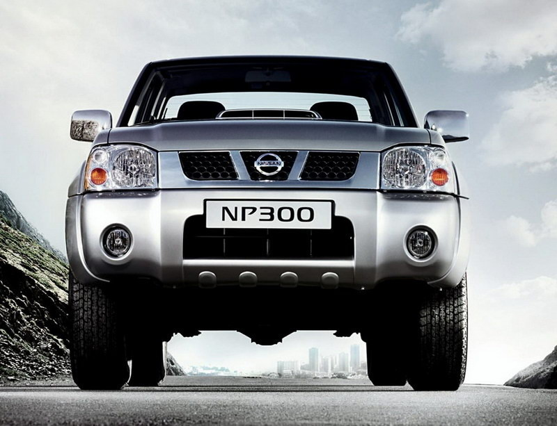 Nissan NP300 Pick-up 8