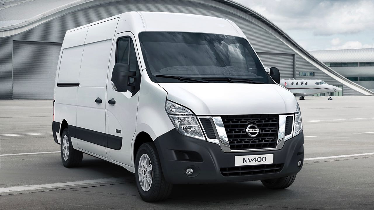 Nissan NV400 2012 – 11
