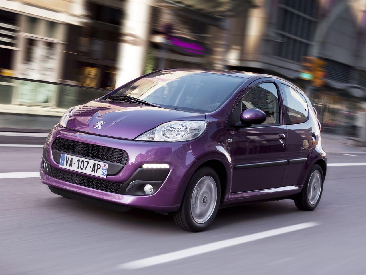Peugeot 107 2012 – 11