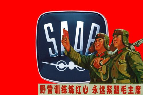 Saab-China