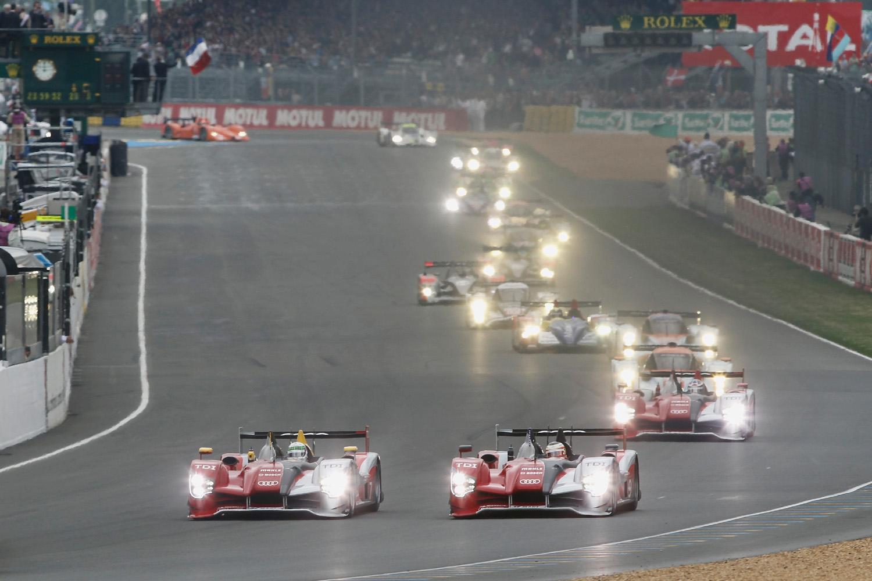 24h Rennen – Le Mans 2010
