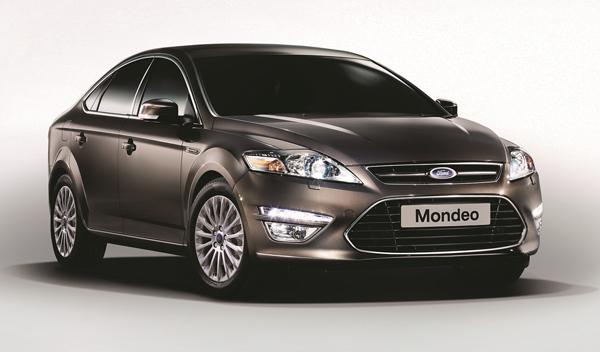Ford mondeo limited: gran equipamiento a precio de serie motor y.