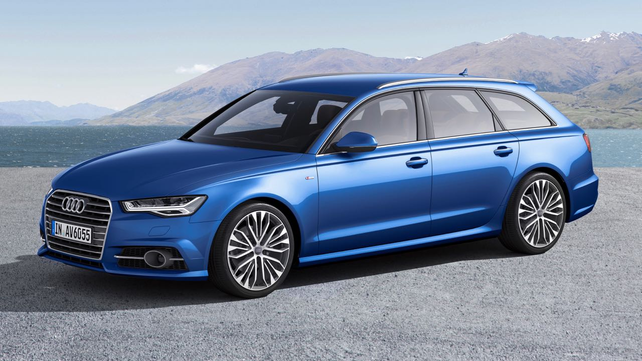 Audi A6 Avant 2014 – 2