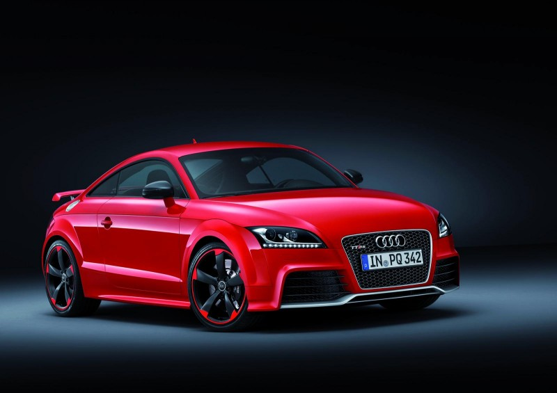 Audi TT RS Plus 1