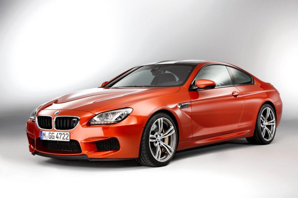 BMW M6 Coupé 1
