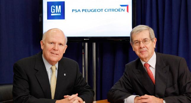 GM-PSA-Peugeot-Citroën