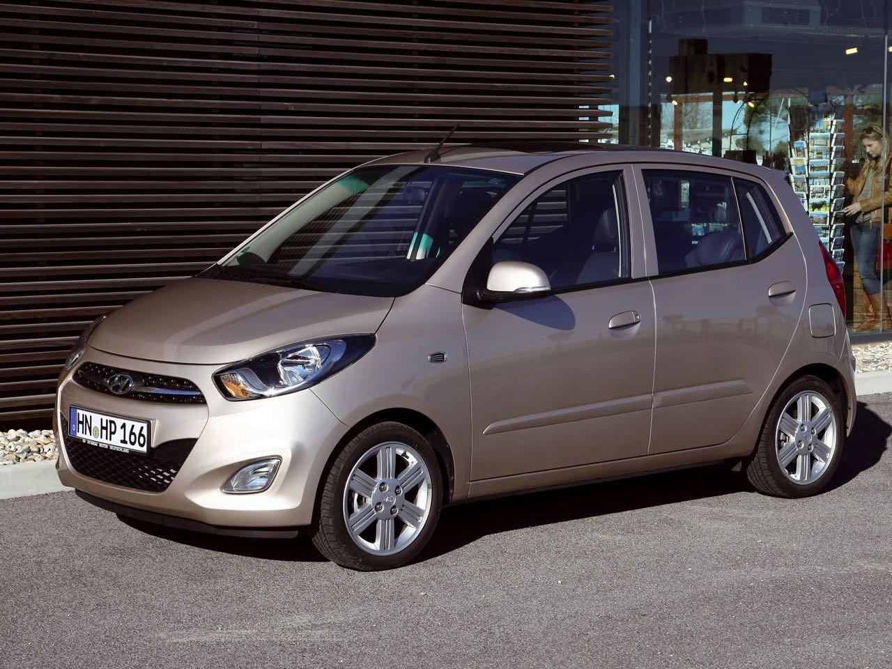 Hyundai i10 2012 – 10