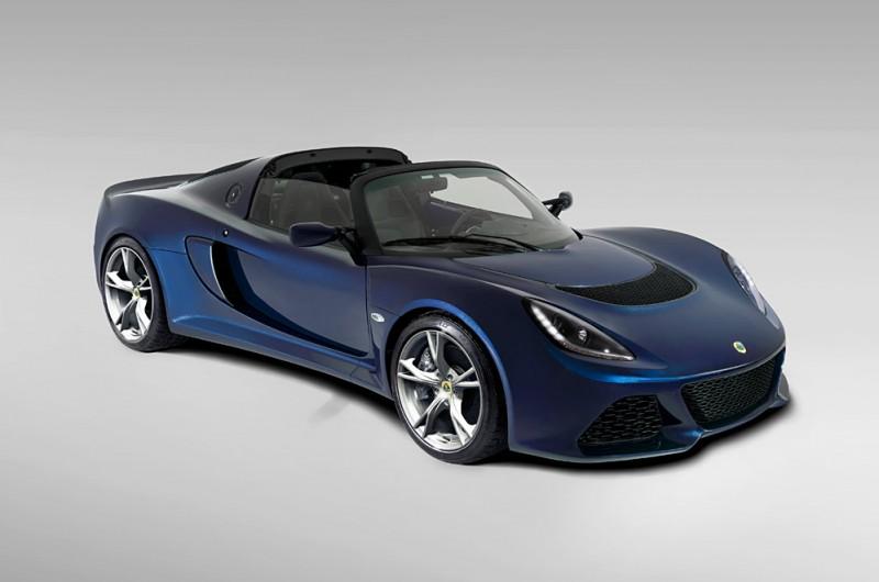 Lotus Exige S Roadster 1