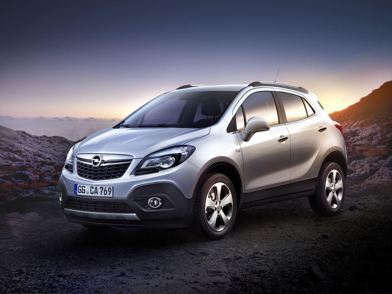 Opel Mokka 2012 – 1