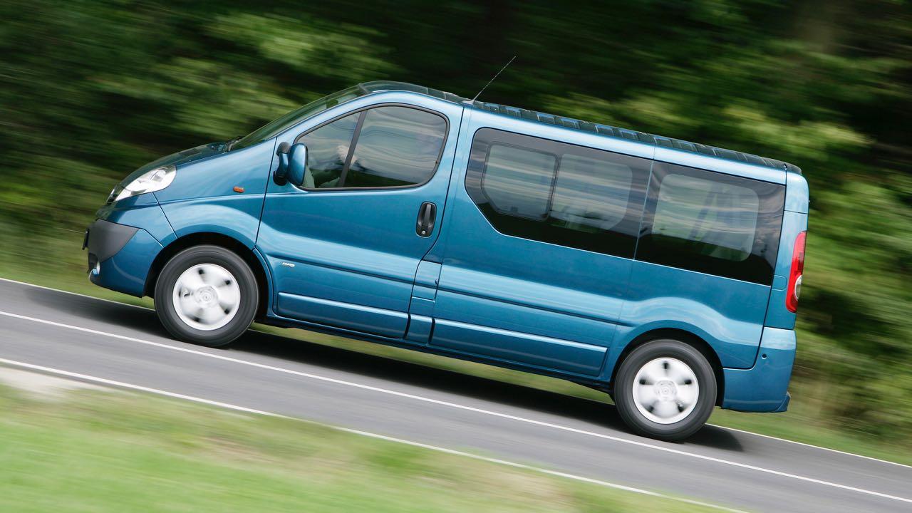 Opel Vivaro 2010 – 9