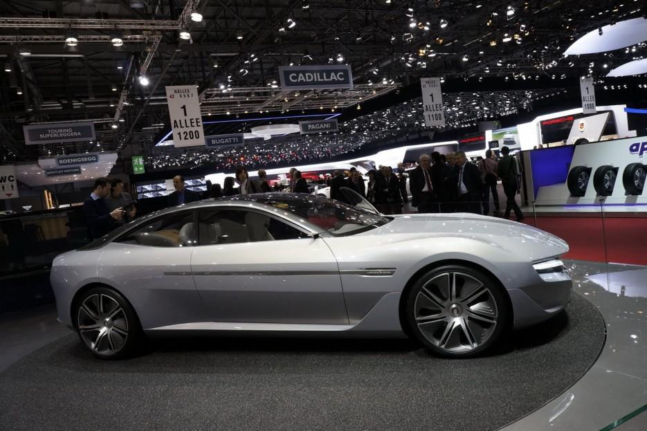 Pininfarina Cambiano Coche Car