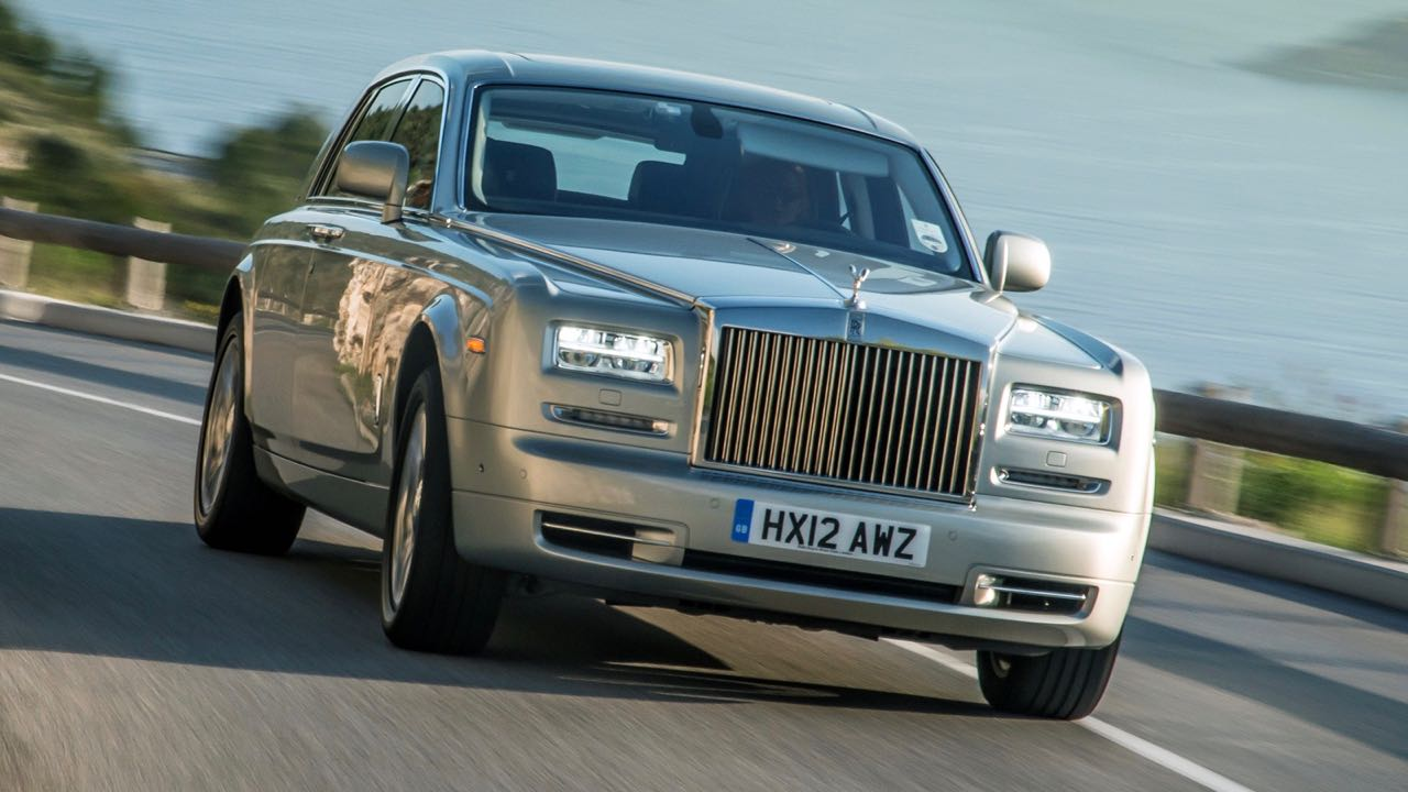 Rolls-Royce Phantom 2013 – 1