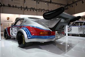 Porsche Classic celebraba el 40º aniversario del Porsche 911 Carrera RS