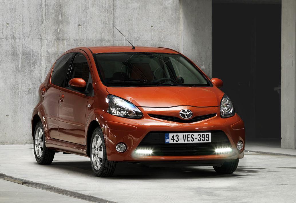 Toyota Aygo 2012 11