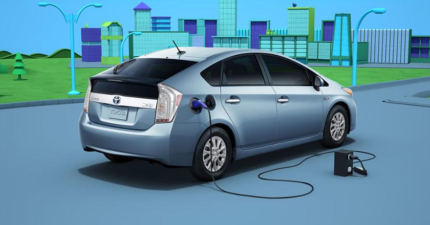 Toyota Prius Plug-in Hybrid 6