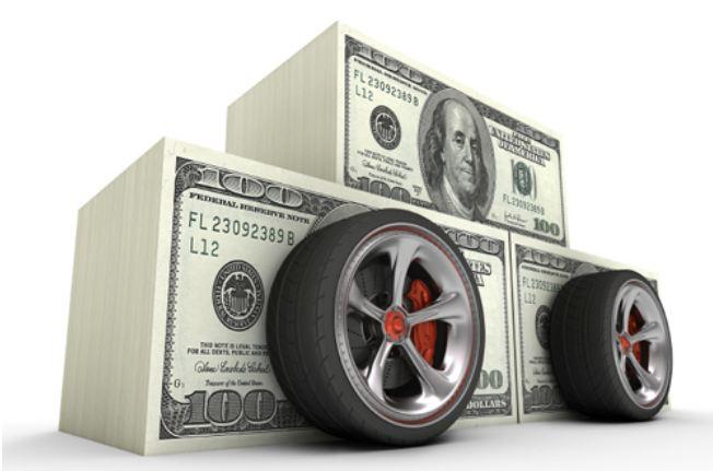 coche dinero