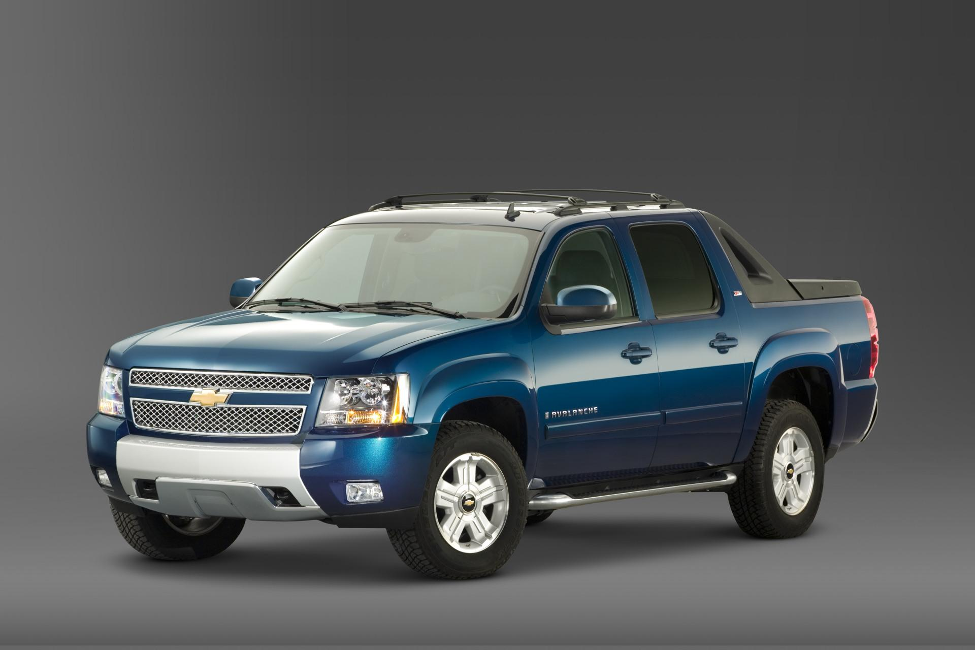 General Motors retira el Chevrolet Avalanche