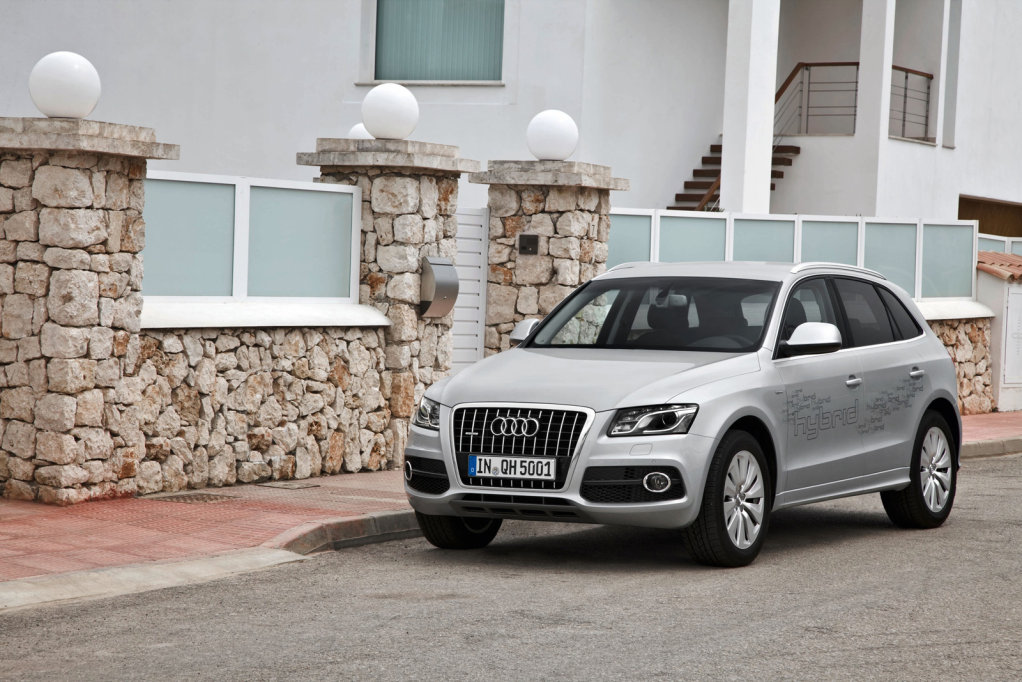 Audi Q5 Hybrid 14