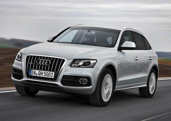 Audi Q5 Hybrid 6