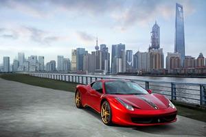 Ferrari realizará una edición limitada de tan sólo 20 ejemplares del 458 Italia