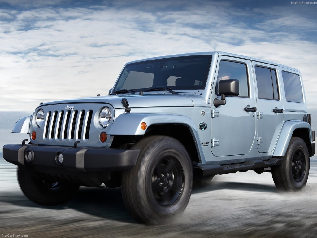 jeep wrangler artic se sale de la norma. Black Bedroom Furniture Sets. Home Design Ideas