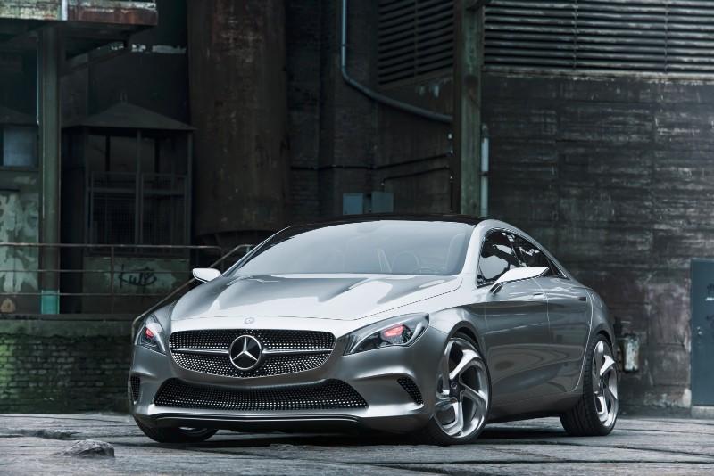 Mercedes Concept Style Coupé 4