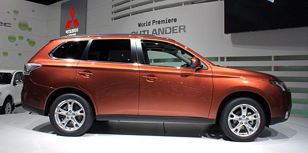 Mitsubishi Outlander 1