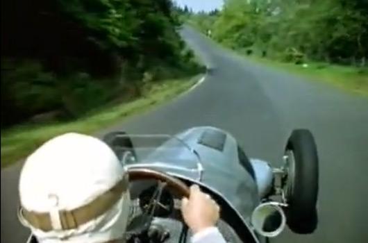 Nordschleife-Mercedes 1937
