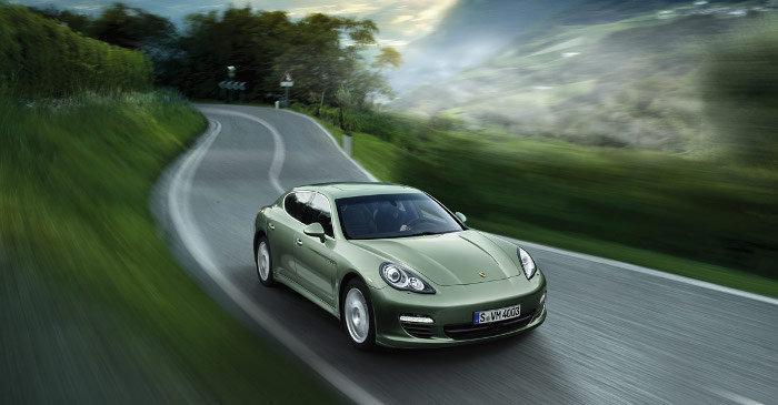 Porsche Panamera S Hybrid 15