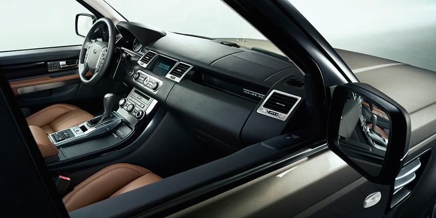 Range Rover Sport 2012: actualizarse para competir