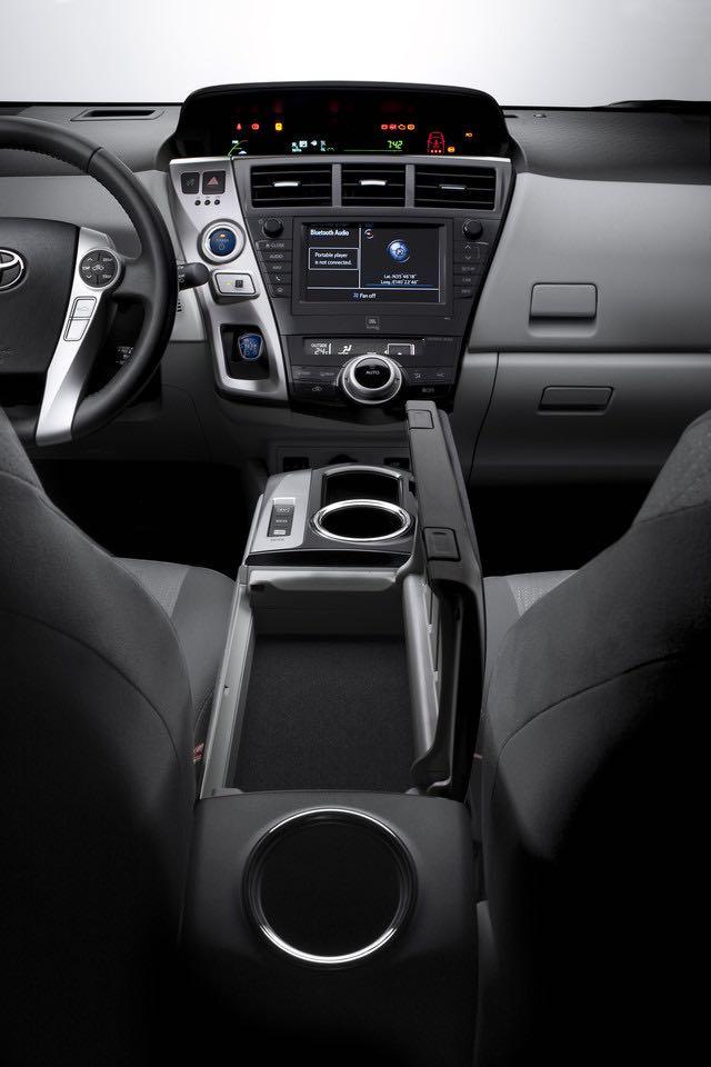 Toyota Prius 2012 Motores Precios Equipamientos