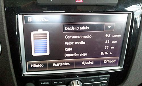 Vw Touareg Hybrid Un Paso Hacia El Futuro