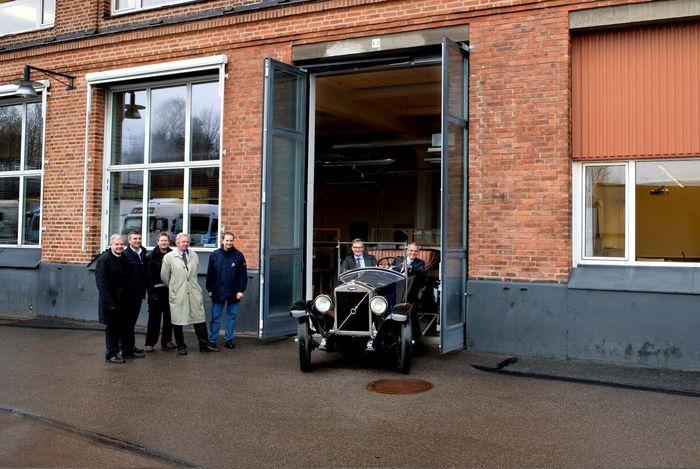Volvo 85 años 1