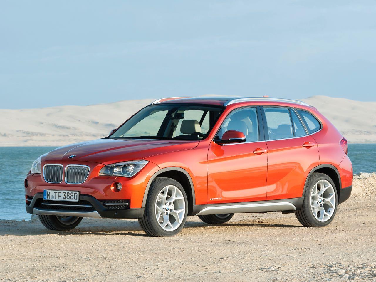BMW X1 2012 – 5