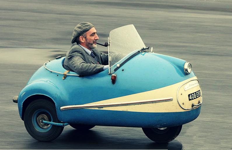 Brütsch-Mopetta-Car