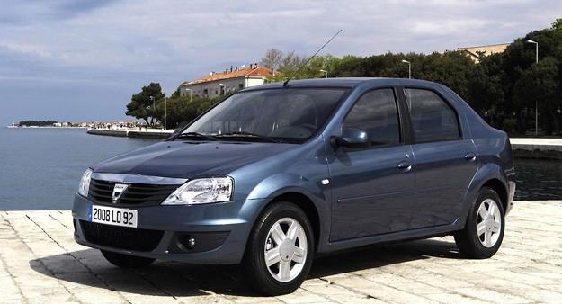 Dacia Logan GLP 1
