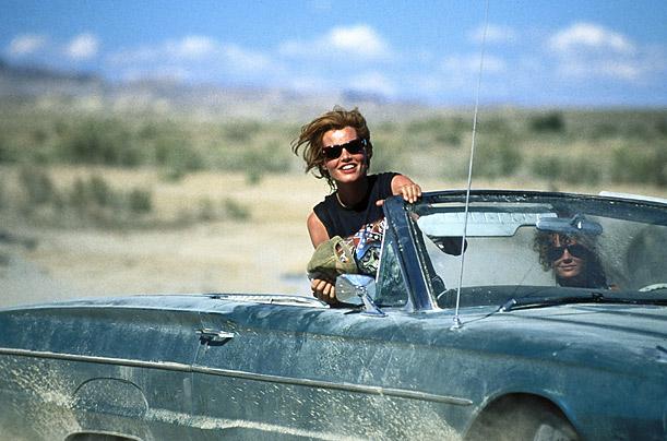 Ford Thunderbird thelma & loise