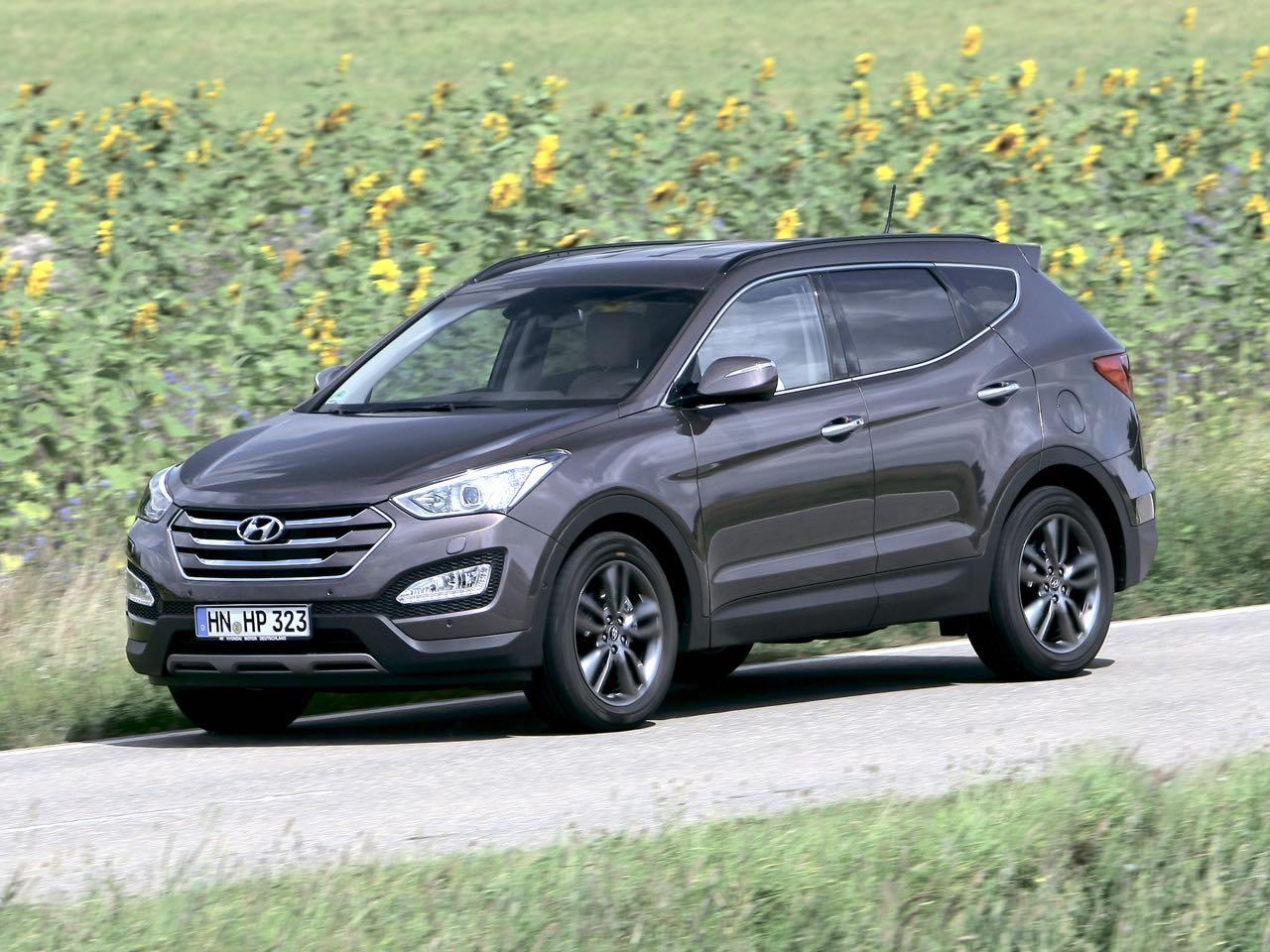 Hyundai Santa Fe 2012 – 17