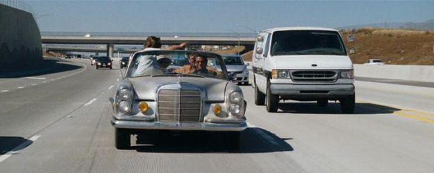 Road movies cuando los coches son protagonistas for Mercedes benz in las vegas