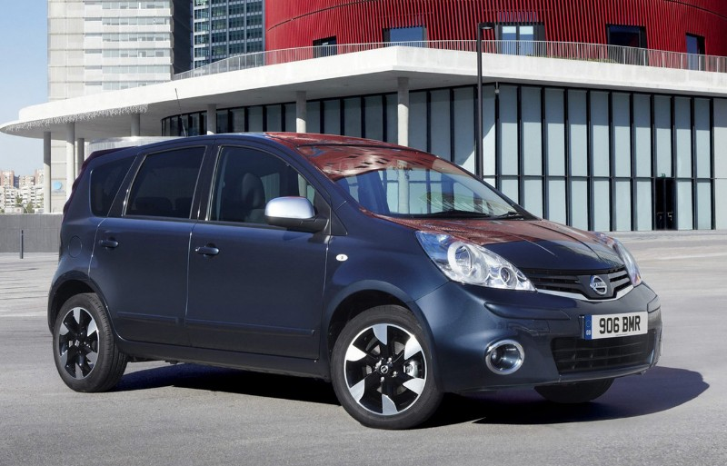 nissan note 2012 m s deportivo y moderno. Black Bedroom Furniture Sets. Home Design Ideas