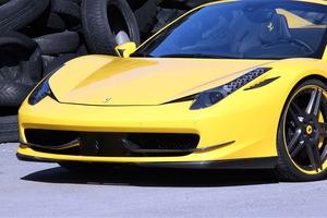 Novitec Rosso ha realizado numerosas piezas en fibra de carbono que mejoran la aerodinámica