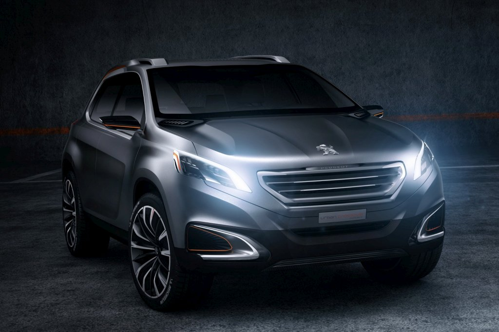 Peugeot Urban Crossover Concept 3