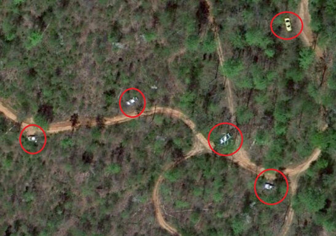 google maps cementerio coches