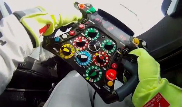posicion conduccion f1