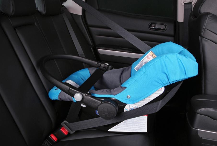 Suspenso para el 27 de las sillas infantiles for Sillas infantiles coche