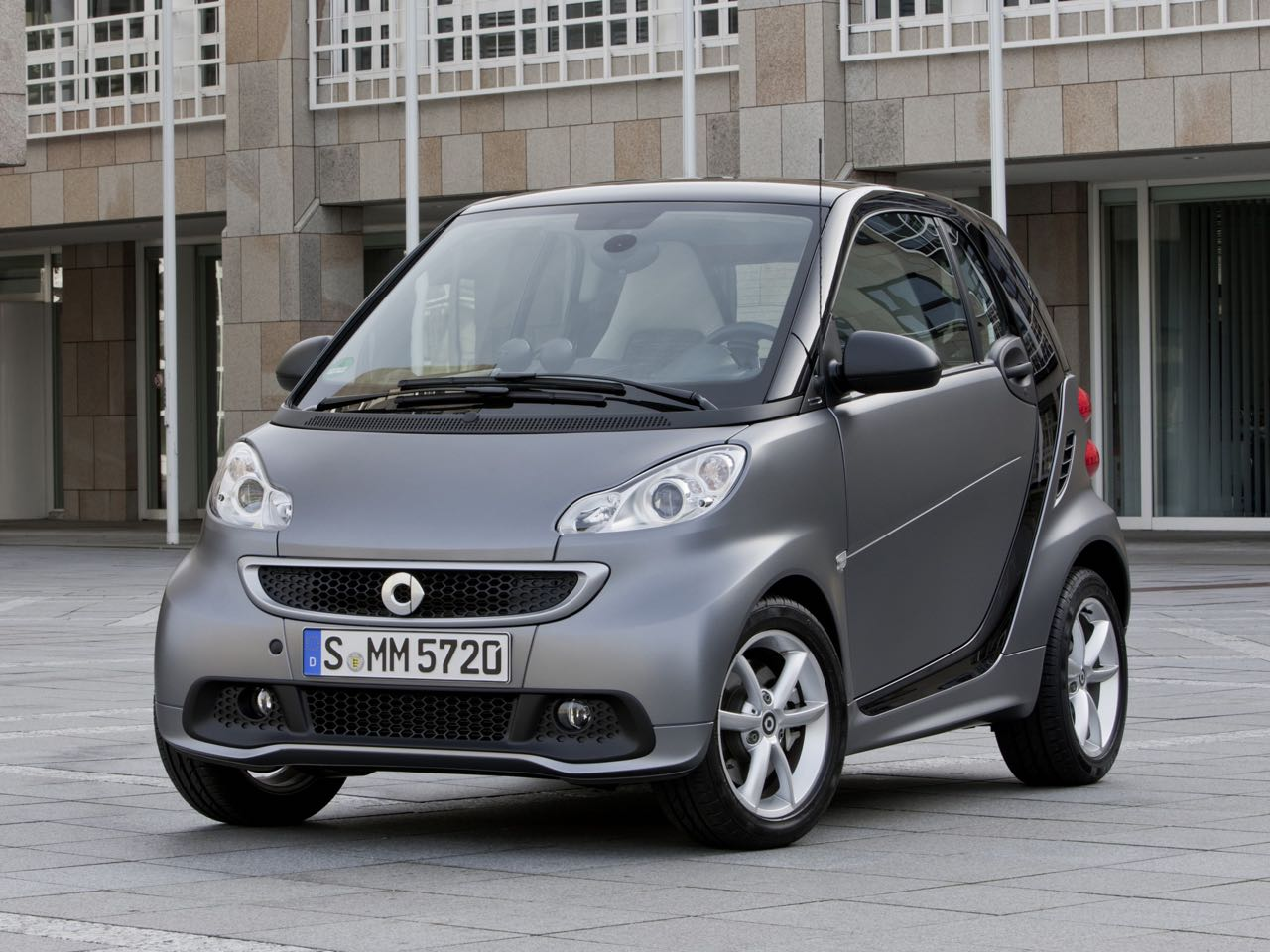 smart fortwo 2012 pulse – 1