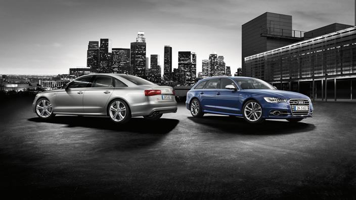 Audi S6 y S6 Avant 9