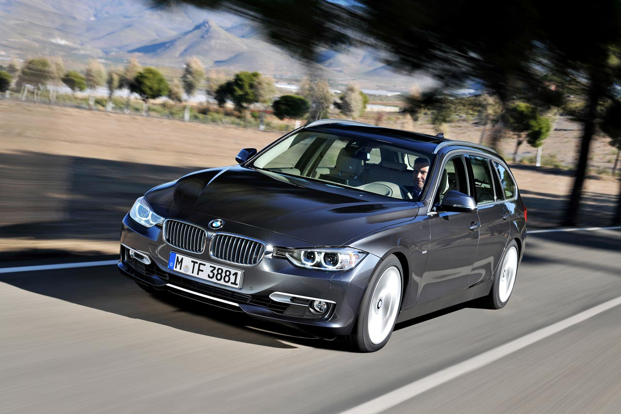 BMW Serie 3 Touring 2012 4